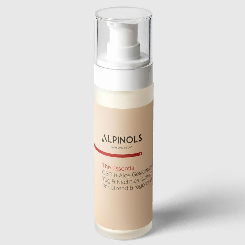 Alpinols CBD Gesichtscreme